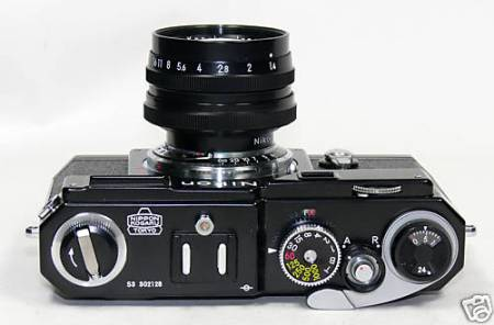Nikon S3 Limited Edition Black