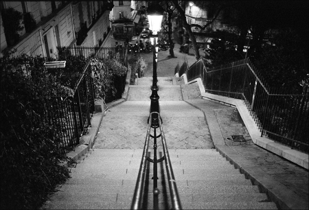 Montmartre Stairs