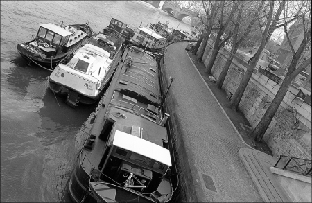 Houseboats, Rive gauche