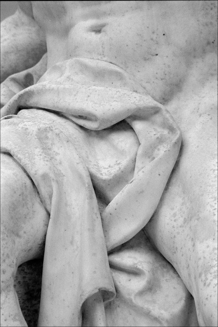 Marble at the Louvre