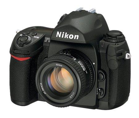 Nikon F6 product shot courtesy of Nikon USA