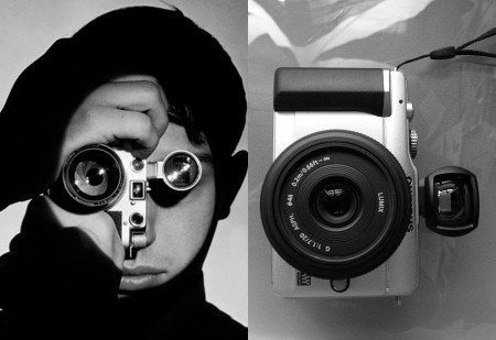 My Apologies to Andreas Feininger