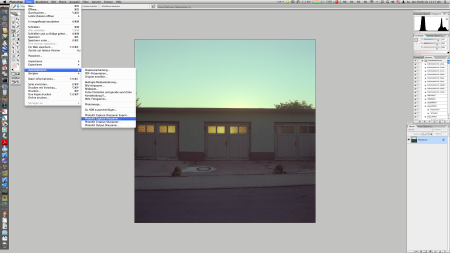 Input Sharpening with Photokit Sharpener Plugin