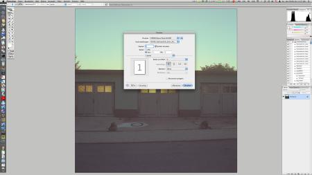 Mac OS X Print Dialogue