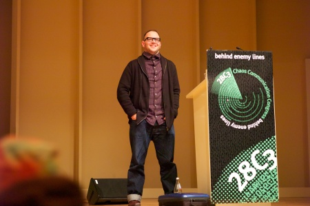 Cory Doctorow is Anything if not Self-Assured