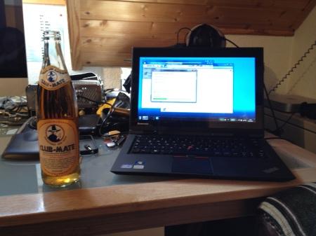 Drinking the Hacker Kool-Aid