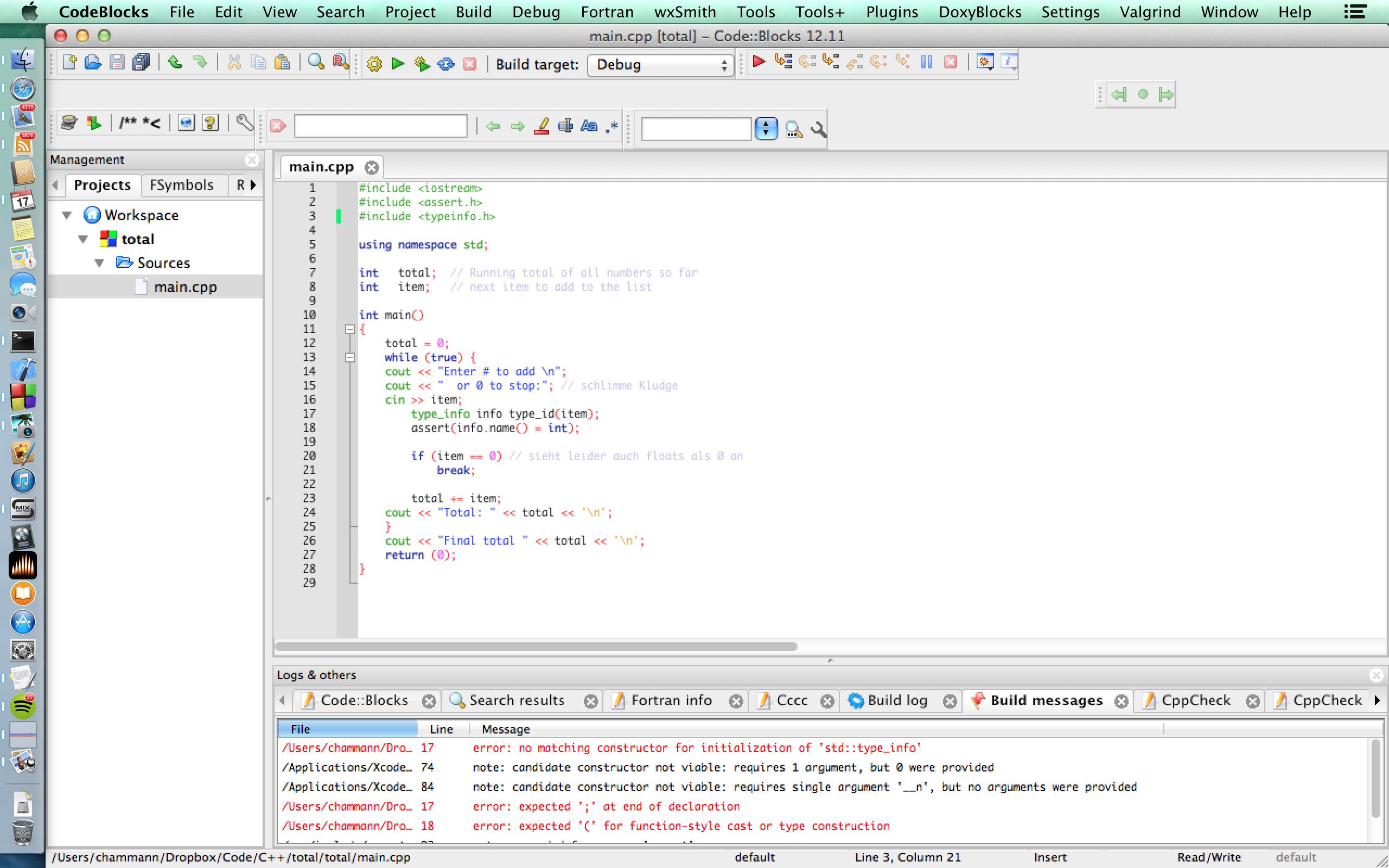 Totalcode for mac os high sierra