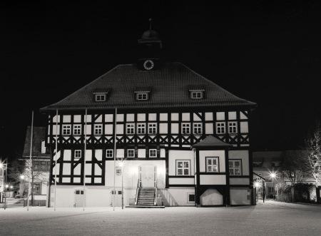 Townhall, Waltershausen