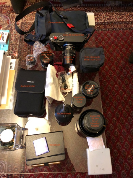 Leica lust, labelled ...