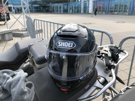Got this Shoei Neotec 2 for this purpose