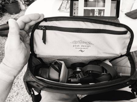 Roomy for a Leica kit