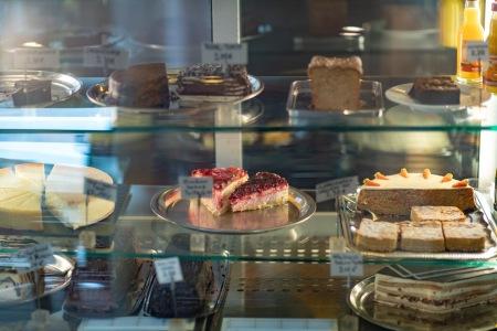 Bo'keh cake