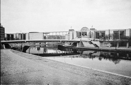 Leica, M6, Berlin, Spreebogen, Architektur